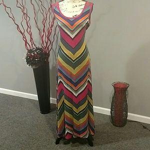 Calvin Klein Maxi Dress 12